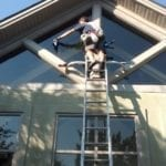 Summer Window Cleaning in St. Simons Island