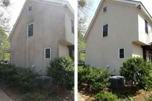 Pressure Washing Before St.Simons Island , GA