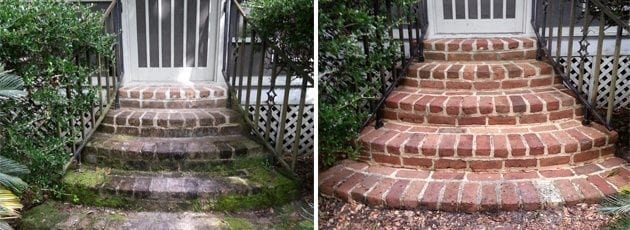 Pressure Washing & Exterior Cleaning