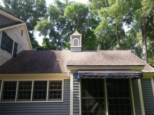Roof Cleaning Before St. Simons Island,GA