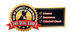 The Seal of Security & Confidence