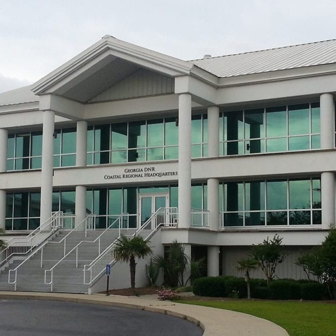 COmmerical Building Cleaining
